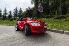 SPORTCAR 4Z kabrio 2 osoby czerwone