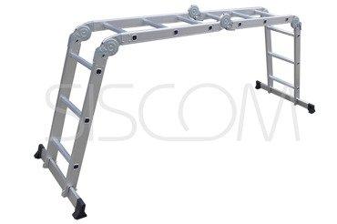 Drabina Aluminiowa 4 x 3