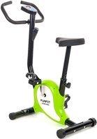 Rower treningowy mechaniczny Funfit Zielono-Czarny F01