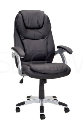 Fotel Biurowy THORNET Czarny