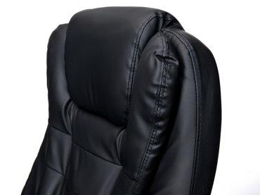 Fotel biurowy MANAGER - czarny