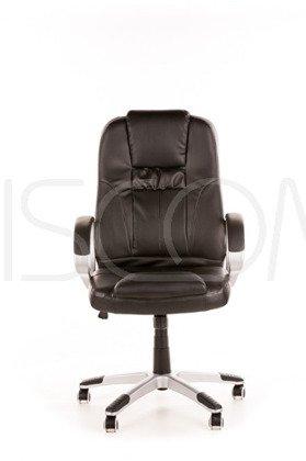 Fotel biurowy MARCUS - czarny