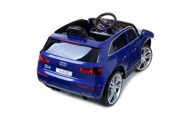 Pojazd akumulatorowy AUDI Q5 na licencji