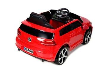 Pojazd akumulatorowy VOLKSWAGEN GOLF GTI na licencji