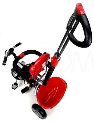 Rowerek Trójkołowy PATY BIKE - czerwony