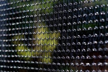 Trampolina ogrodowa dla dzieci 312cm z siatką zewnętrzną i drabinką